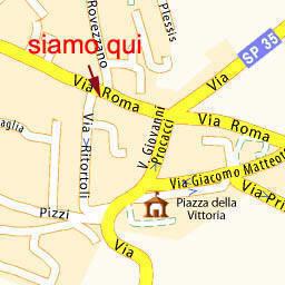sede in Via Roma Bagno a Ripoli